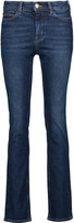 MiH Jeans Daily mid-rise slim-leg jeans