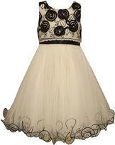 Bonnie Jean Sleeveless Soutch Ballerina Dress with Wire Hem - Girls 7-16