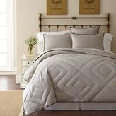 Pendleton Vintage Wash PrimaLoft® Comforter in Grey