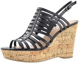 Franco Sarto Women's Sombre Cork Wedge Sandal
