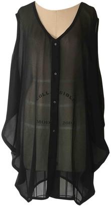 Gestuz Black Polyester Tops