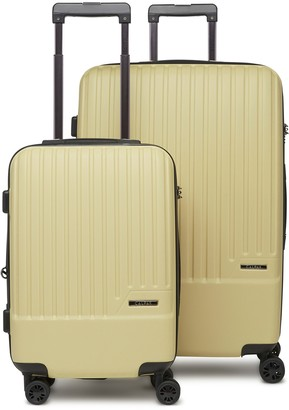 CalPak Luggage Davis 2-Piece Spinner Hardside Luggage Set