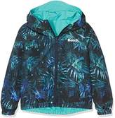 Bench Girl's Reversible Windbreaker Jacket