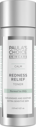 Paula's Choice Redness Relief Toner for Normal to Oily Skin