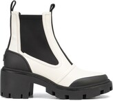 Thumbnail for your product : Tory Burch Lug-sole Chelsea leather ankle boots
