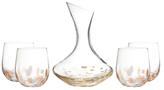 Fitz & Floyd Simone Glassware Set (5 PC)