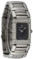 Maurice Lacroix Miros Integral Diamond Watch