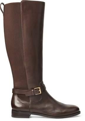Ralph Lauren Barnehurst Leather Boot