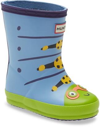Hunter Kids' First Classic Waterproof Rain Boot
