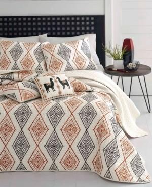 Vera Wang Azalea Skye Cusco Quilt Set, Twin Bedding