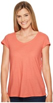 Toad&Co - Tissue Crossback Short Sleeve Tee Women's T Shirt