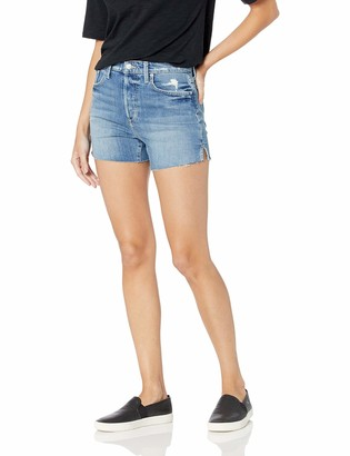 Joe's Jeans Women's HIGH Rise Smith Boyfriend Cut Off Short