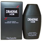 Guy Laroche Drakkar Noir by Eau de Toilette Men's Spray Cologne