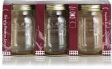 KILNER Kilner Genuine Preserve Jar 3pc 500ml