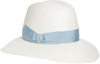 Borsalino Claudette Fine Straw Panama Hat