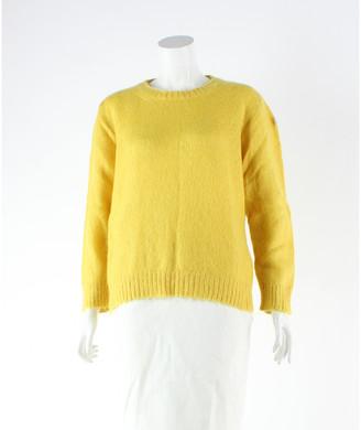 Moncler Yellow Cotton Jumpsuits