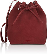 Mansur Gavriel Women's Large Bucket Bag-BURGUNDY, PURPLE