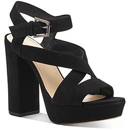 Botkier Women's Phoebe Strappy Platform Sandals