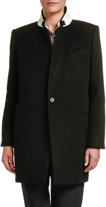 Stella McCartney Double-Face Wool Coat