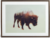 Marks and Spencer Bison Wall Art