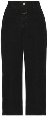 Closed Cropped Trousers