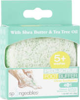 Ulta Spongeables Pedi-Scrub Foot Buffer 5+
