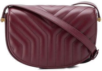 Saint Laurent Joan Y-quilted satchel