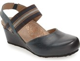 Aetrex 'Olivia' Mary Jane Slingback Wedge (Women)