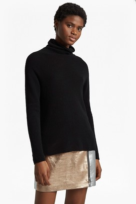 French Connection Bea Cashmere High Neck Jumper