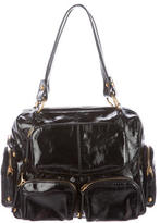 Tod's Patent Leather Shoulder Bag