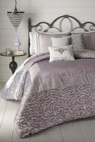 Jessica Simpson Bianca Luxe King Comforter 3-Piece Set - Grey