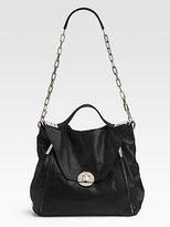 Delia Leather Bag