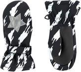 Molo Printed ski mittens Mitzy