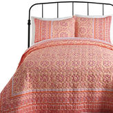Jessica Simpson Mosaic Patterned Quilt