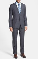HUGO BOSS 'James/Sharp' Trim Fit Windowpane Suit