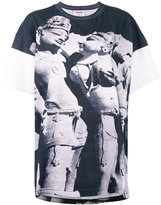 Ashish sculpture print T-shirt - women - Cotton - S