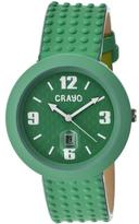Crayo Jazz Collection CR1806 Unisex Watch