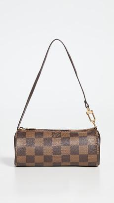 Shopbop Archive Louis Vuitton Damier Papillon Pochette