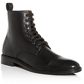 The Men's Store at Bloomingdale's Men's Leather Cap-Toe Boots - 100% Exclusive