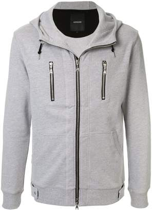 Loveless kangaroo pockets hoodie