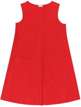 Il Gufo A-line jersey dress