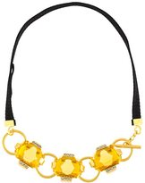 Marni embellished choker necklace