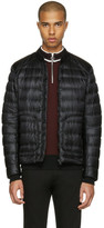 Belstaff Blakc Down Quilted Jacket