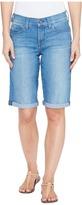 NYDJ Briella Shorts in Jet Stream Women's Shorts