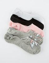 Full Tilt 5 Pack Magical Unicorn Socks