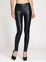 GUESS Lace-Printed Leggings