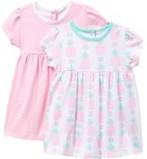Koala Baby Assorted Dresses - Pack of 2 (Baby Girls)