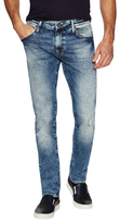 Mavi Jeans James Distressed Slim Jeans
