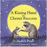Bed Bath & Beyond A Kissing Hand for Chester Raccoon Board Book