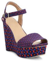 Tory Burch Haven Wedge Platform Sandals